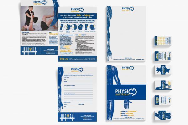 Company paper design