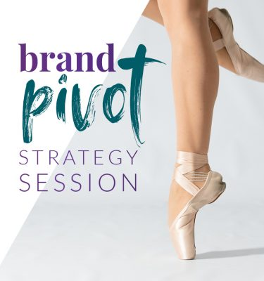 Brand Pivot Strategy Session